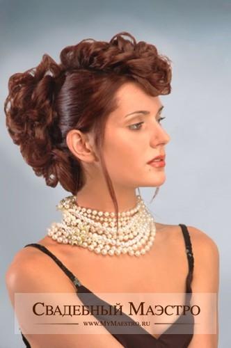 Мастер класс вечерние причёски на длинные волосы - Что было модно в 70-е года : в 70 е годы : Модные тенденции