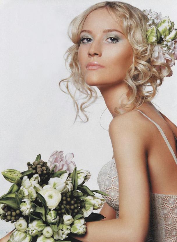 Цветы для невесты букет живые цветы 134